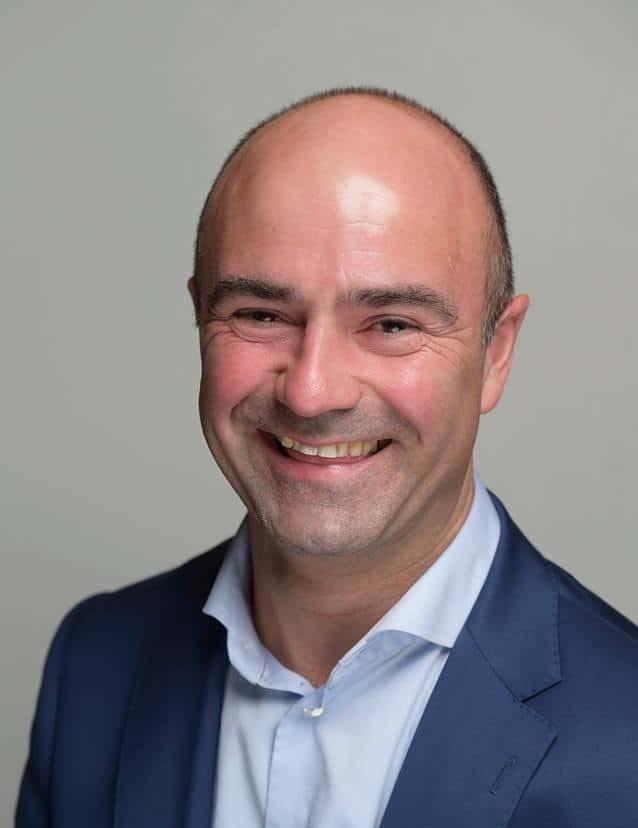 Eric van der Does
