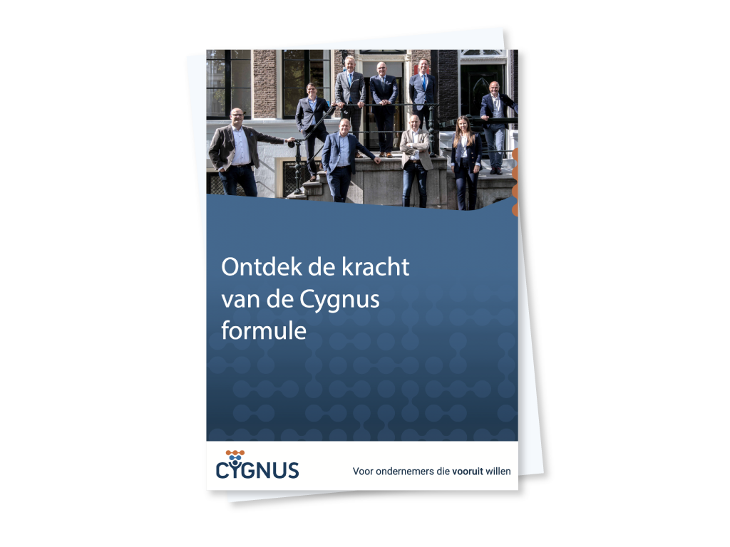 Cygnus franchisebrochure downloaden