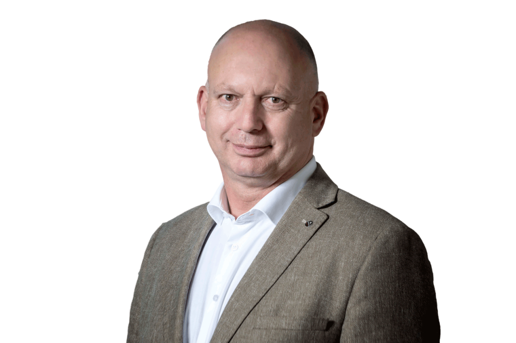 Cygnus bedrijfsadviseur Leon Brouns