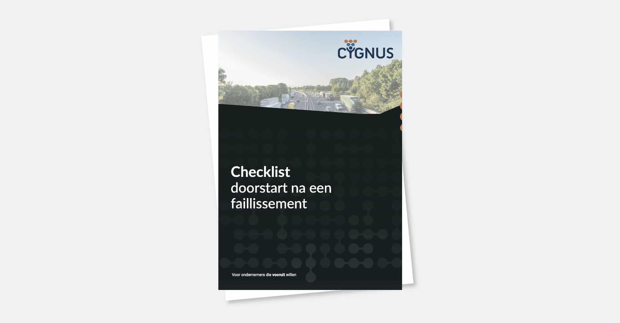 Downloads ebook checklist doorstart na faillissement